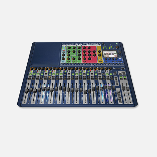 [SOUNDCRAFT] Si Expression 2