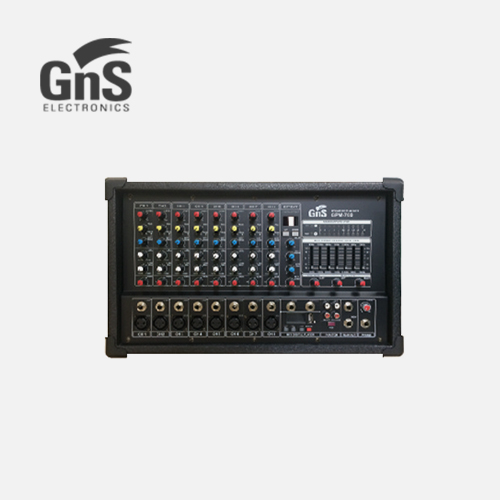 [GNS] Powered Mixer (GPM-700)