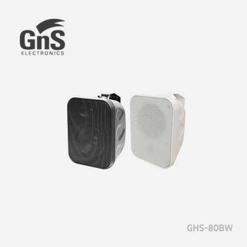 [GNS] Fashion Speaker (GHS-80BW)