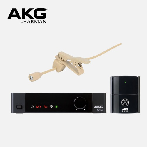 [AKG] DMS100 - Pin MIC Set