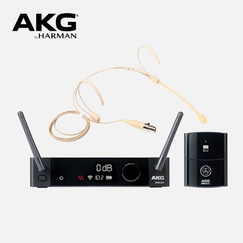 [AKG] DMS300 - Headset MIC Set