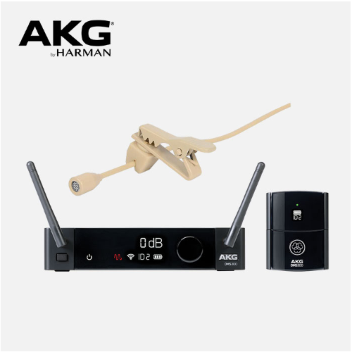[AKG] DMS300 - Pin MIC Set