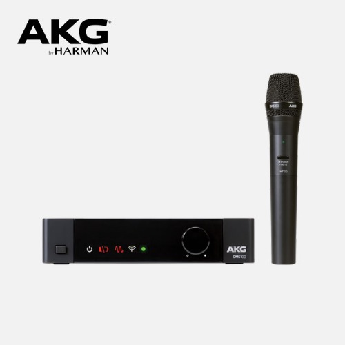 [AKG] DMS100 - Microphone Set
